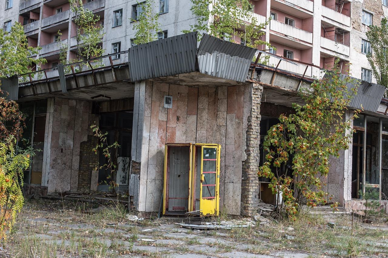 chernobyl visitare luoghi della serie tv