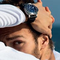 gregorio paltrinieri orologio panerai ambassador