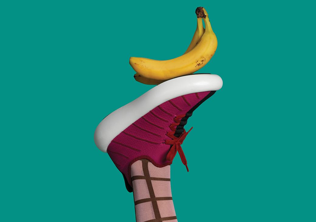 marni scarpa banana sneakers
