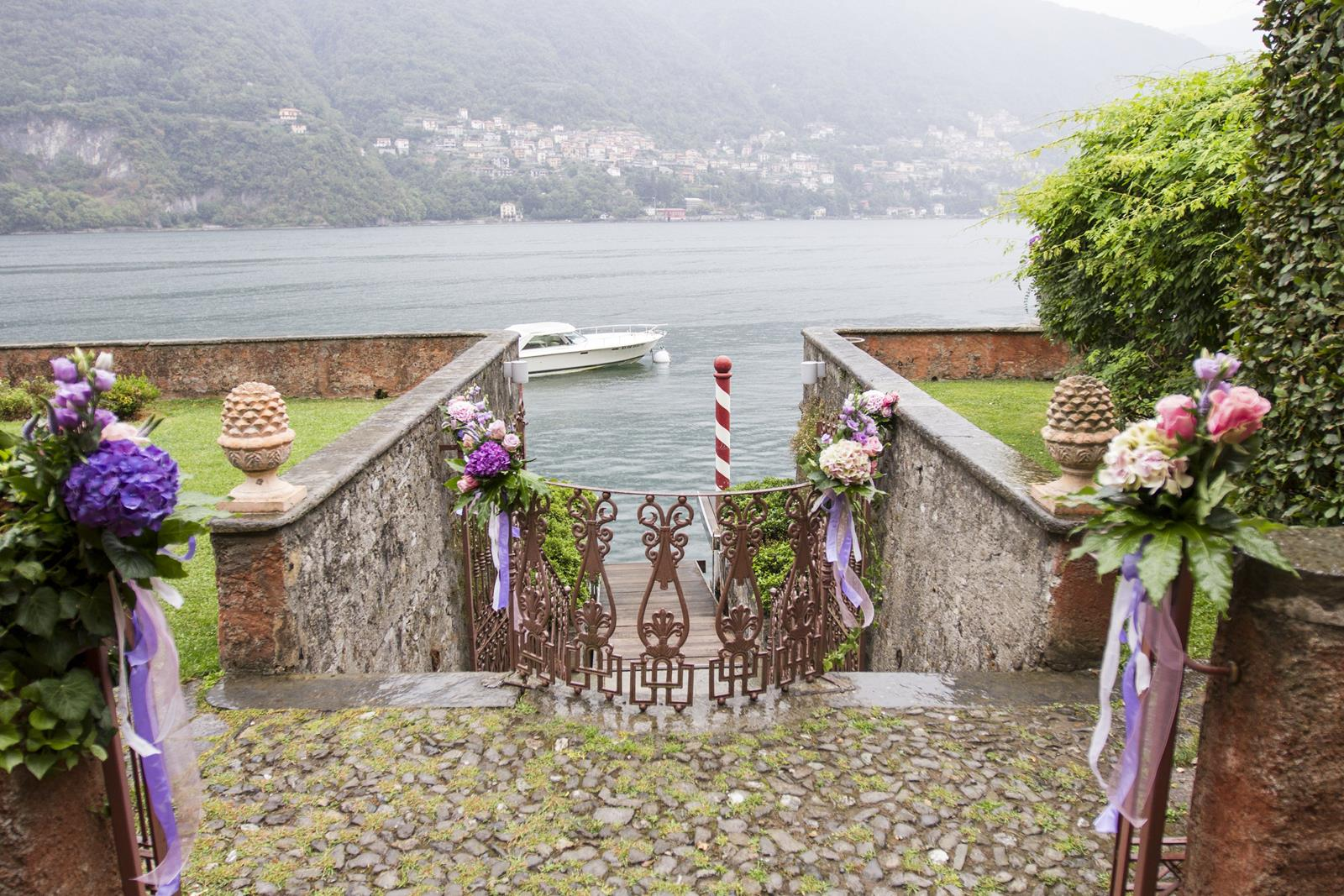 the lake como wedding planner