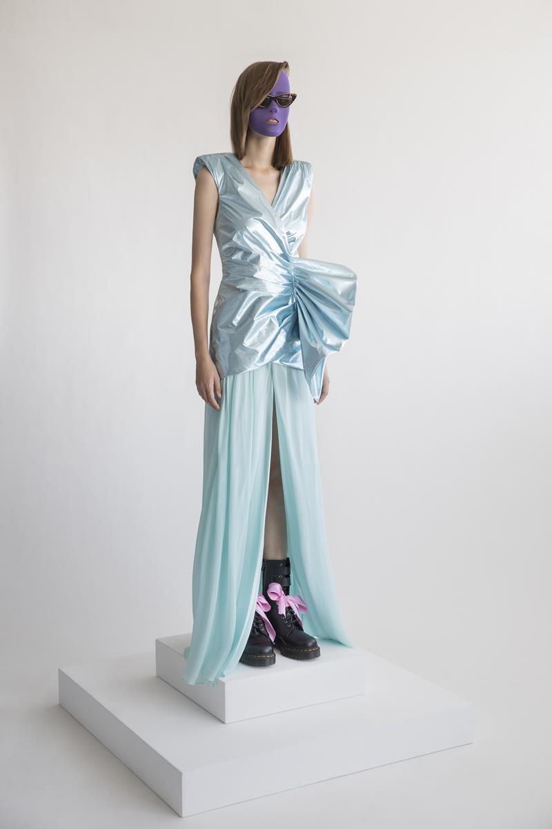 Francesco Paolo Salerno collezione Primavera-Estate 2020 Milano Fashion Week