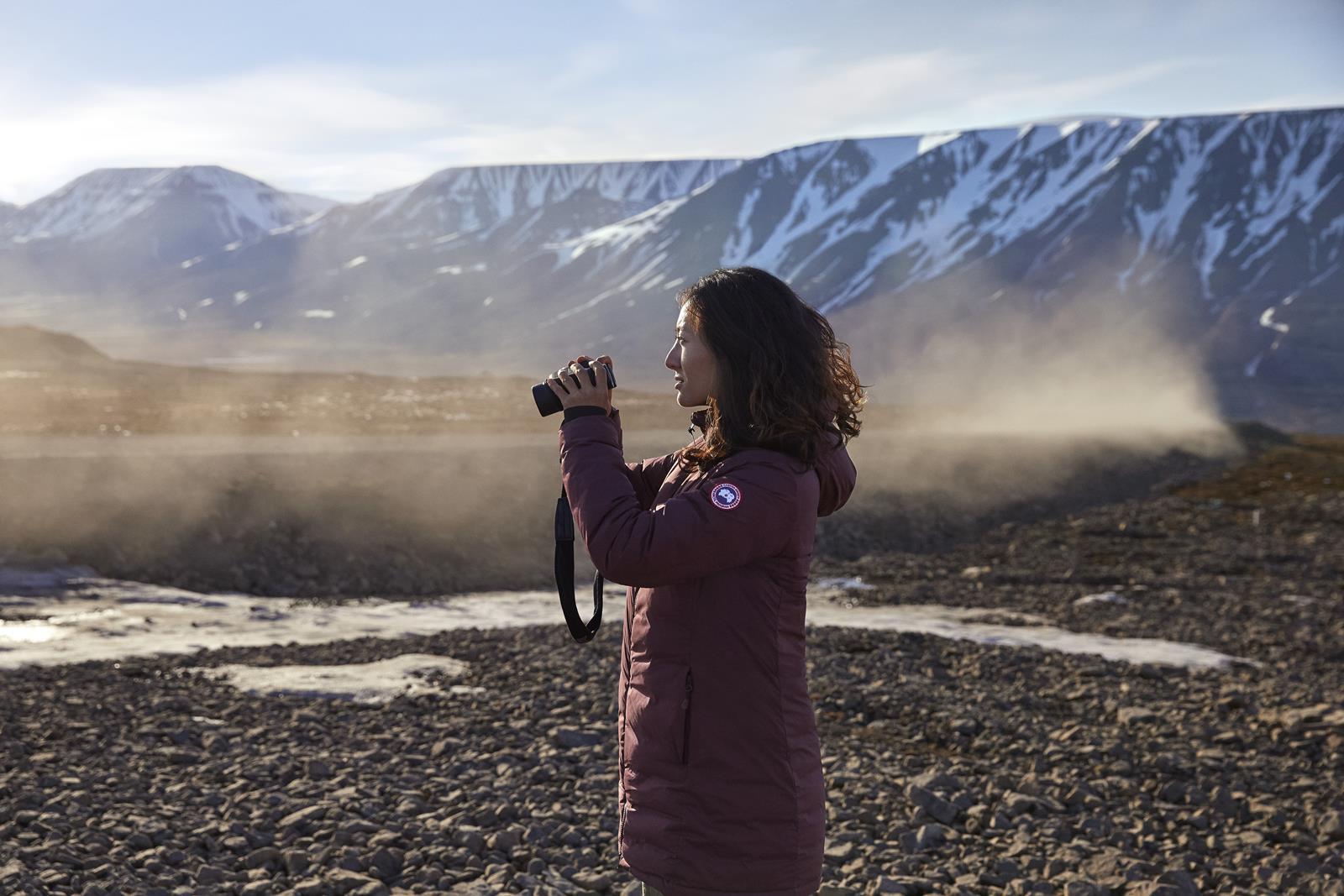 Jiayi Zhao _ guida polare artico