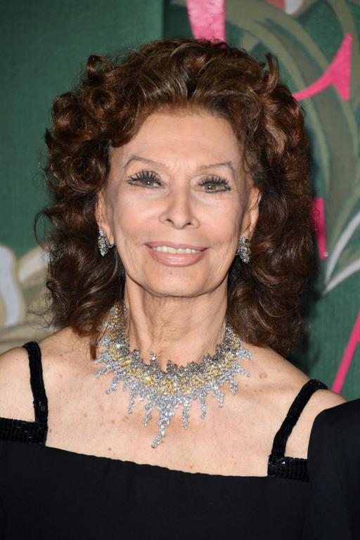 Sophia Loren in Damiani