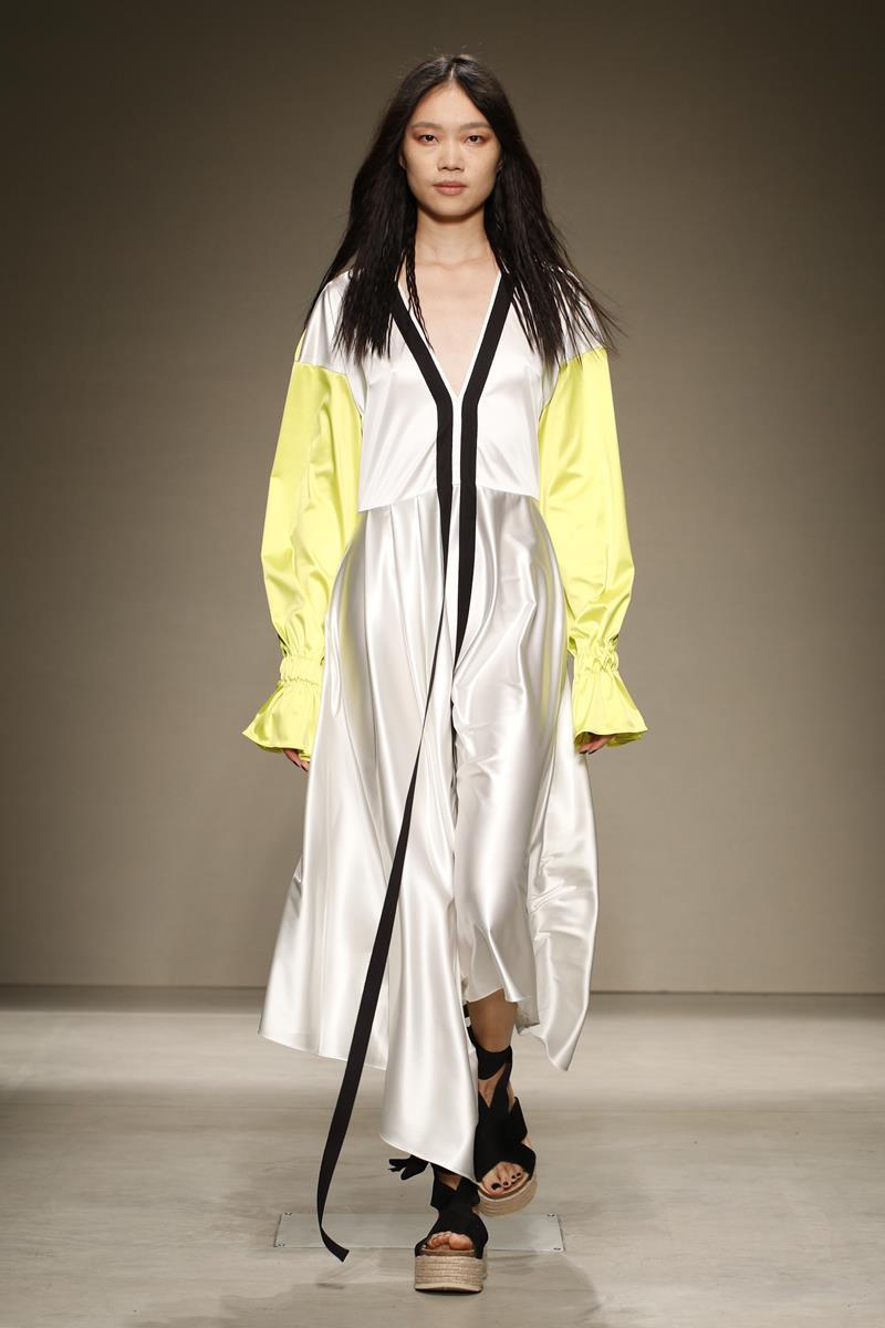 gilberto calzolari primavera-estate 2020 moda ecosostenibile