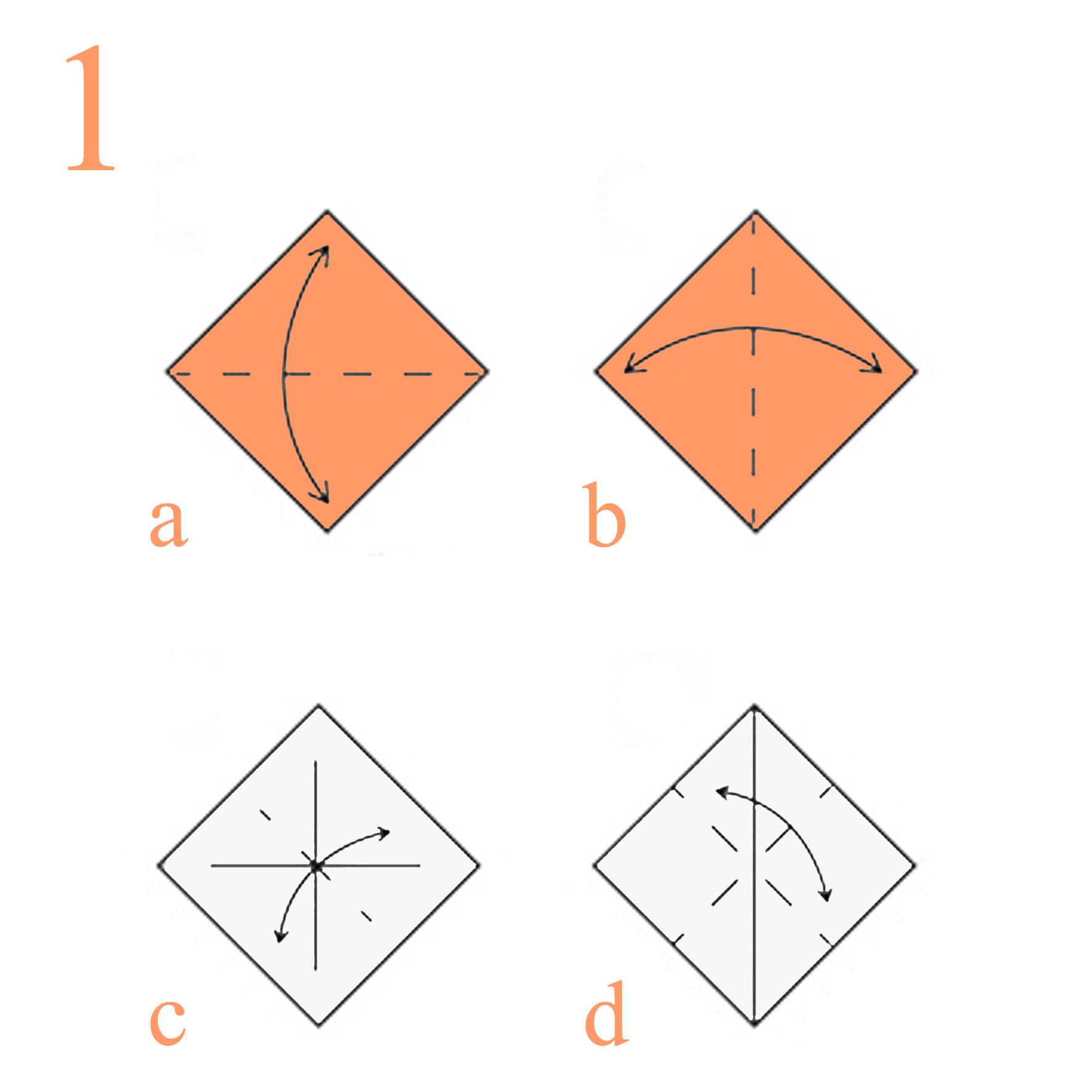 origami cigno