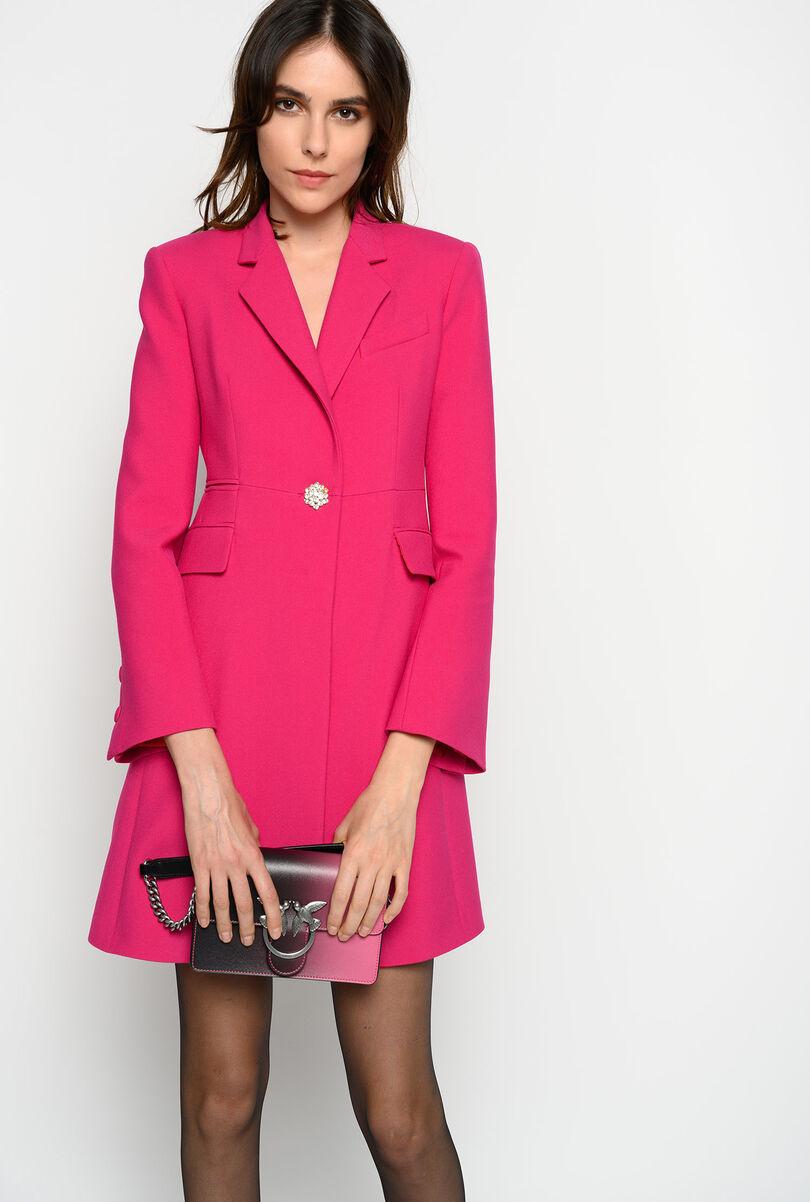 cappotto colorato pinko