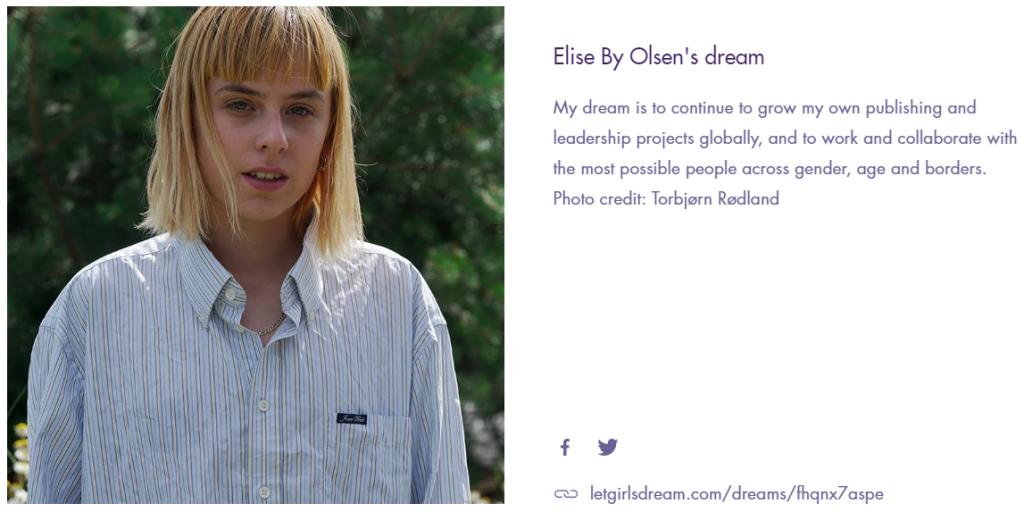 Elise By Olsen