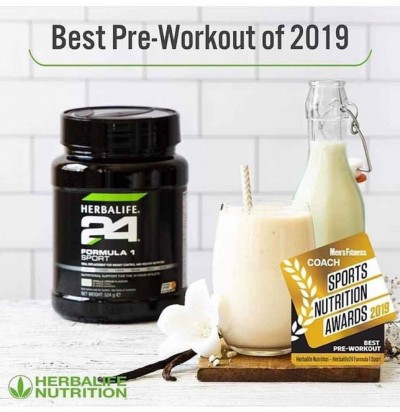 herbalife best pre-workout