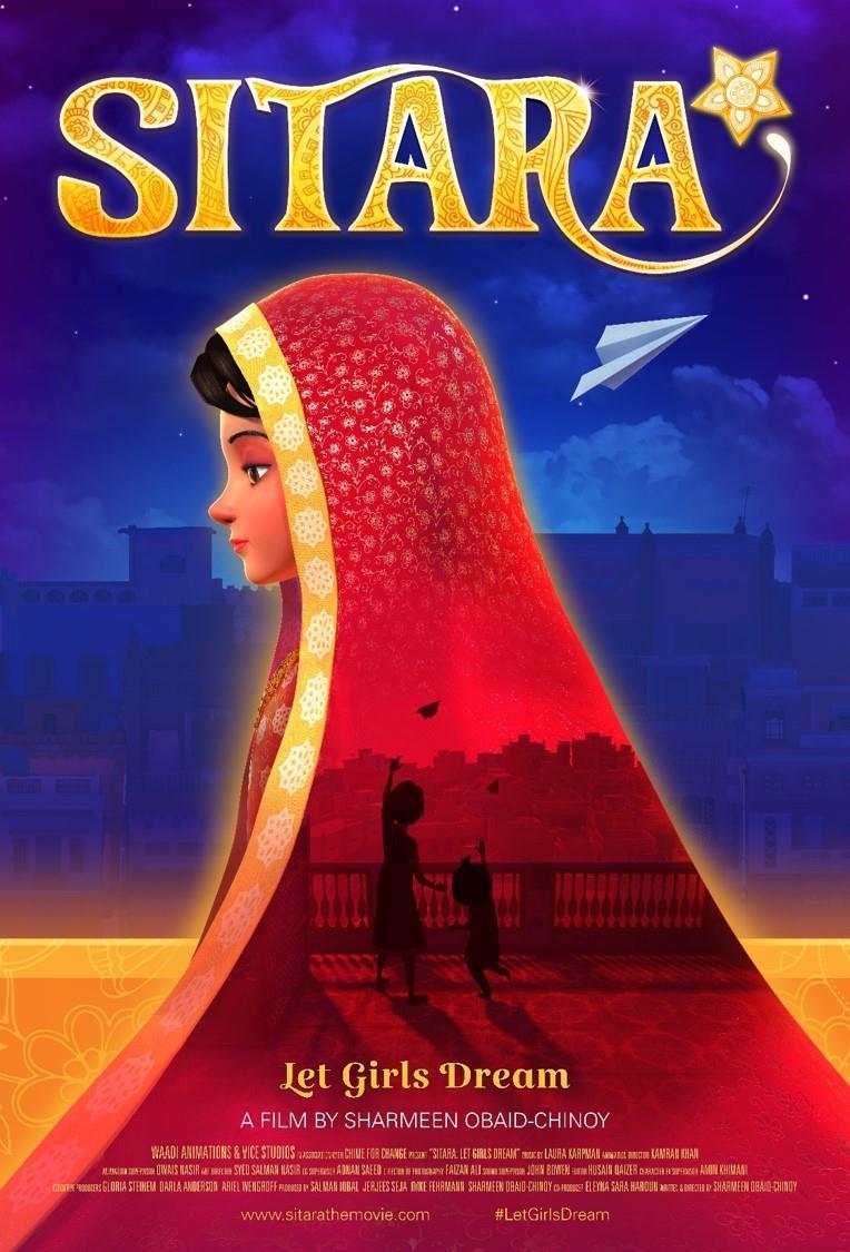let girls dream sitara film gucci chime for change