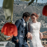 location matrimonio hilton lake como