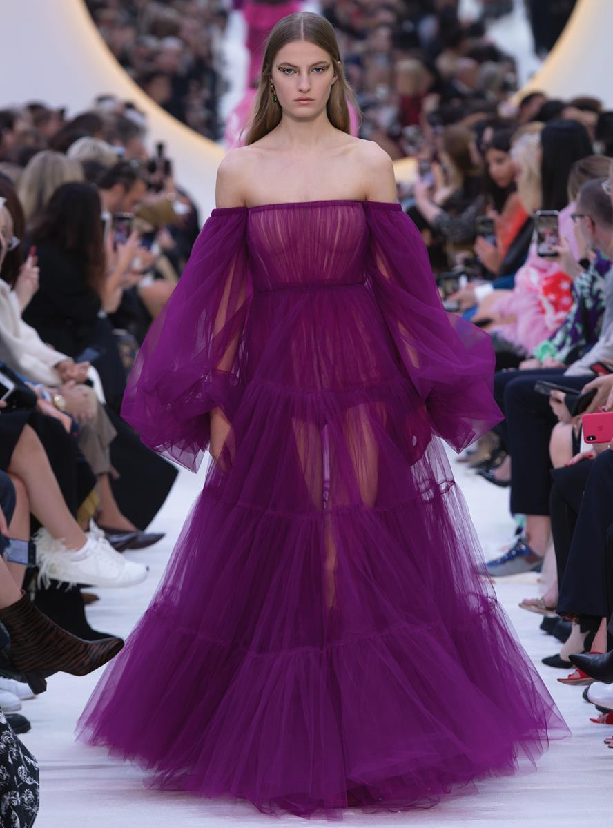 valentino spring-summer 2020 fashion show paris