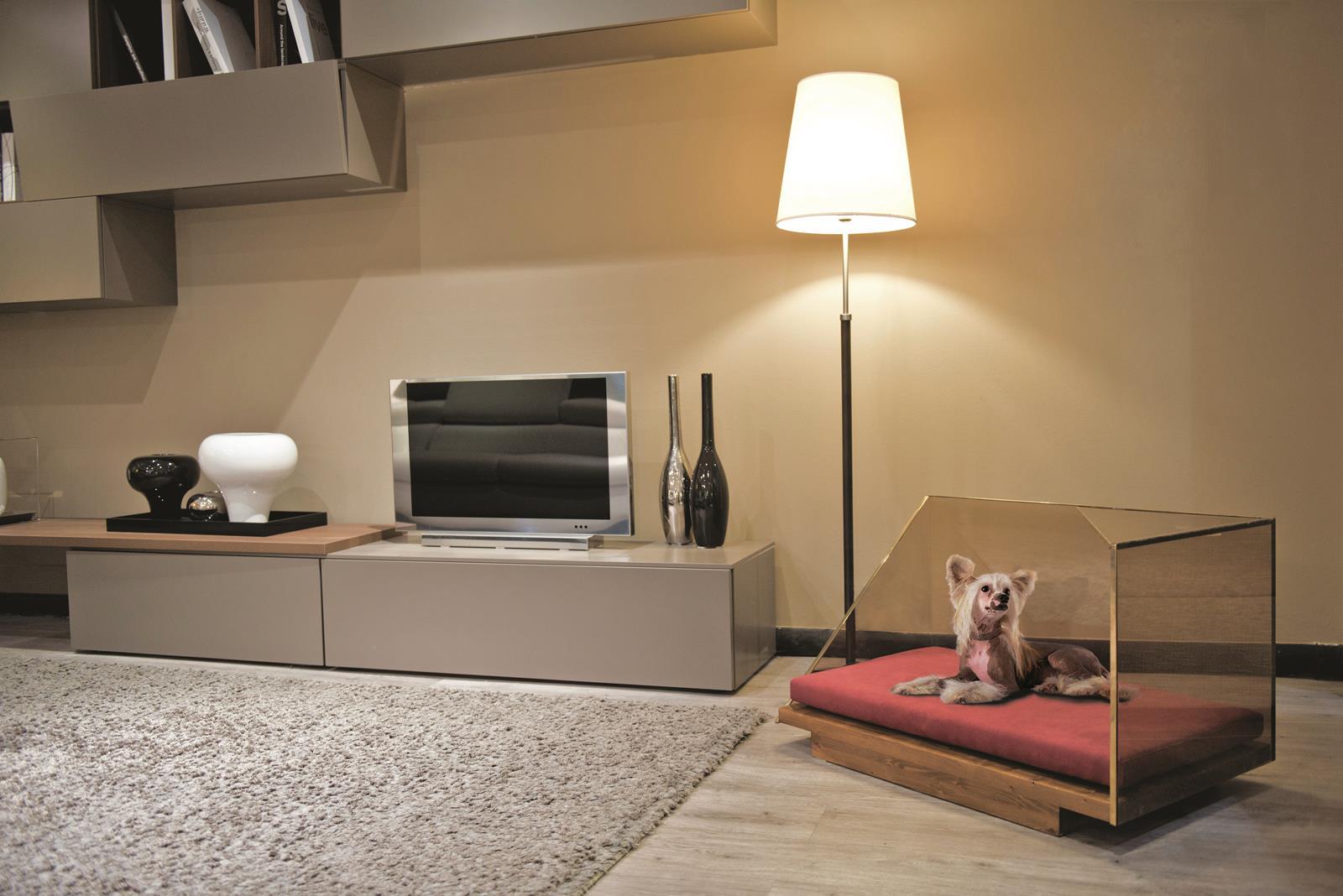 Cucce Design Per Cani beauty thera-pet: la cuccia ruba il concept all'arte
