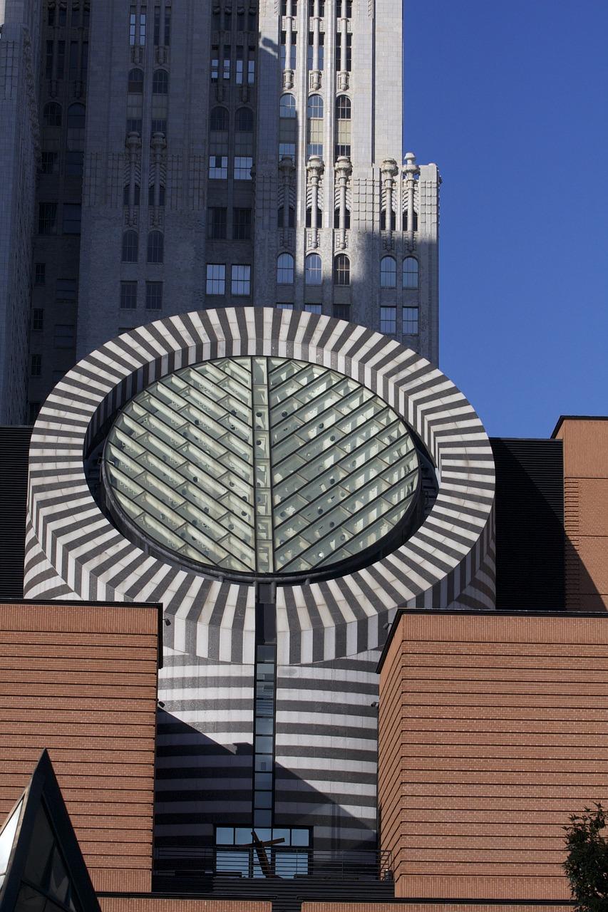 Facciata vetro, MoMA