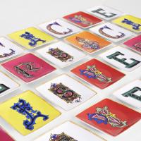 versace home alphabet