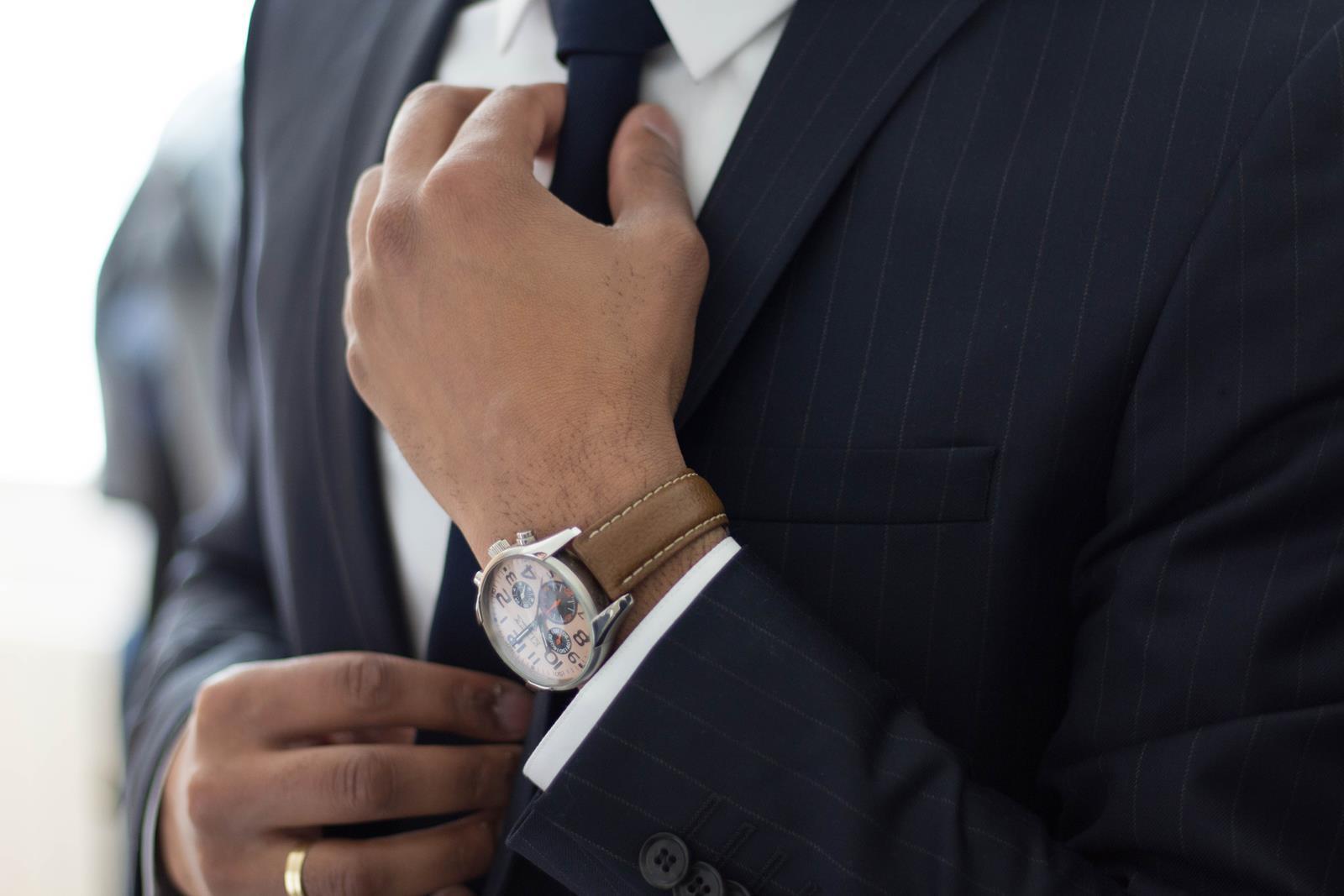 camicia da uomo elegante