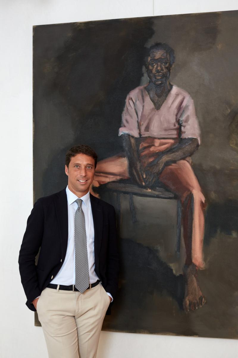 Alessandro Guerrini - Amministratore Delegato Art Defender