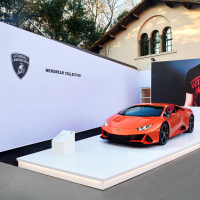 Automobili Lamborghini Menswear Collection @Pitti97