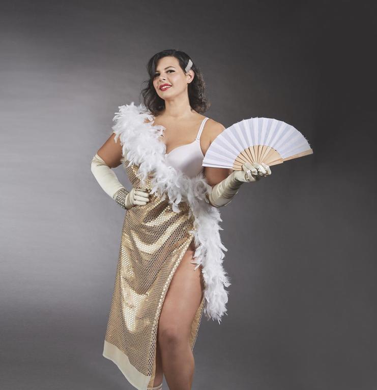 Chiara Zanaica interpreta Dita von Teese