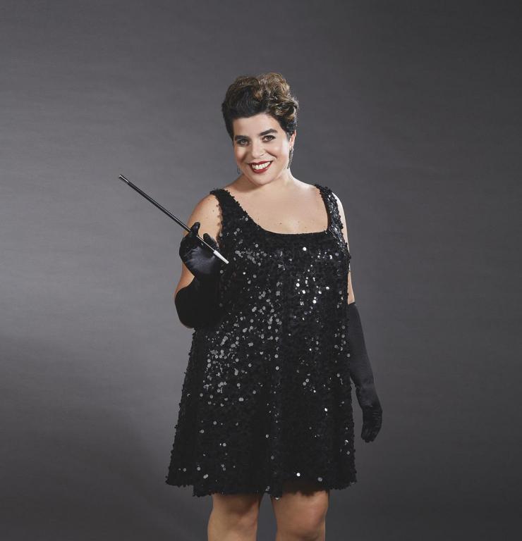 Daniela Perelli interpreta Ava Gardner