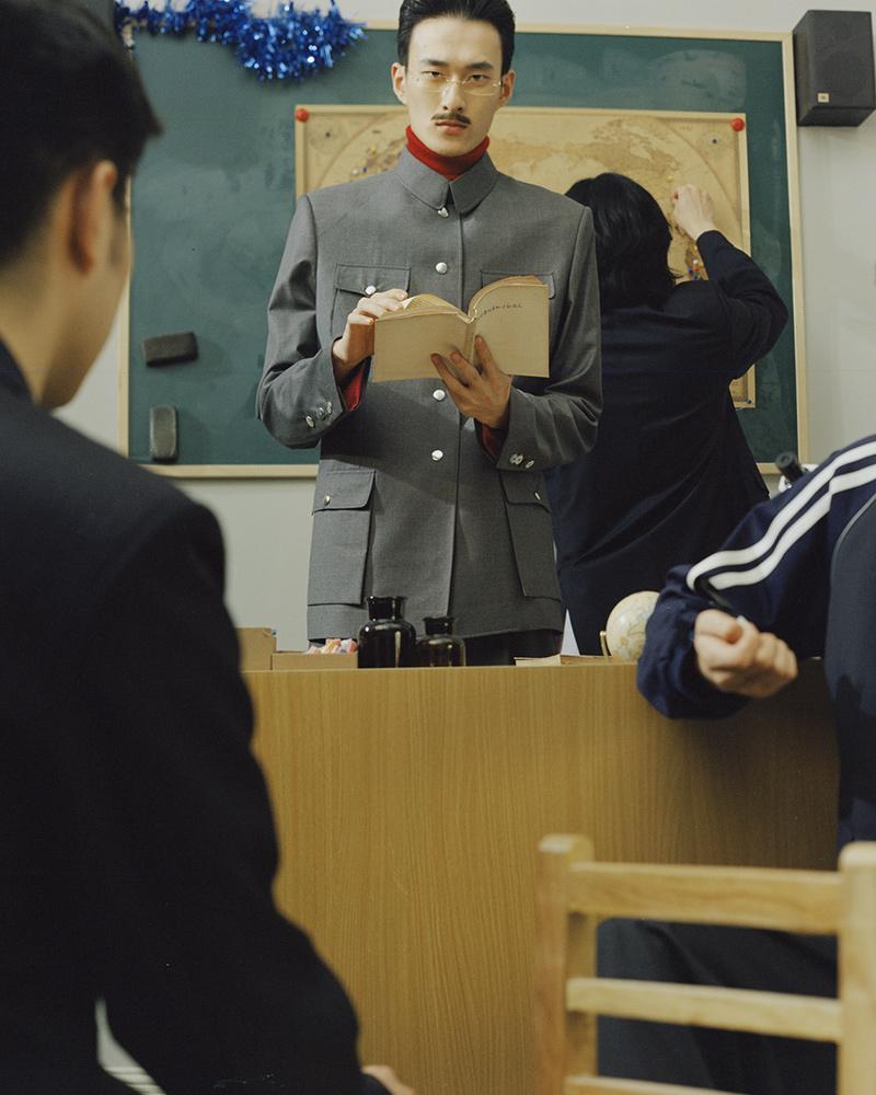 pitti immagine uomo firenze moda cinese