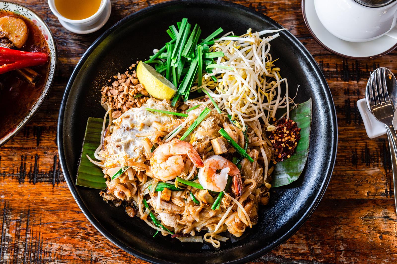 Gemelli - Pad Thai
