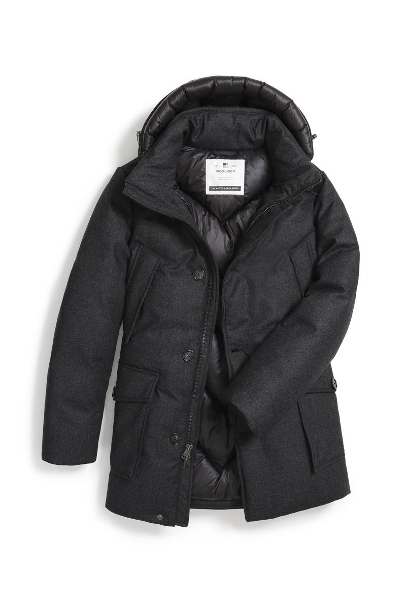 Woolrich Arctic Parka Luxe