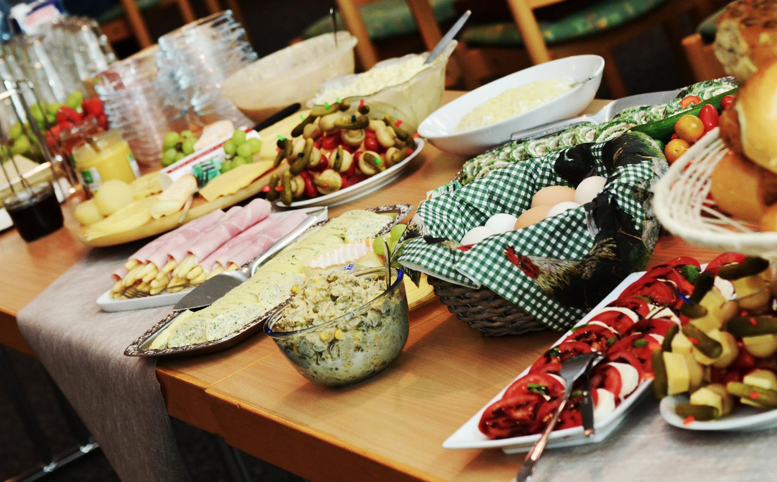 buffet per compleanno