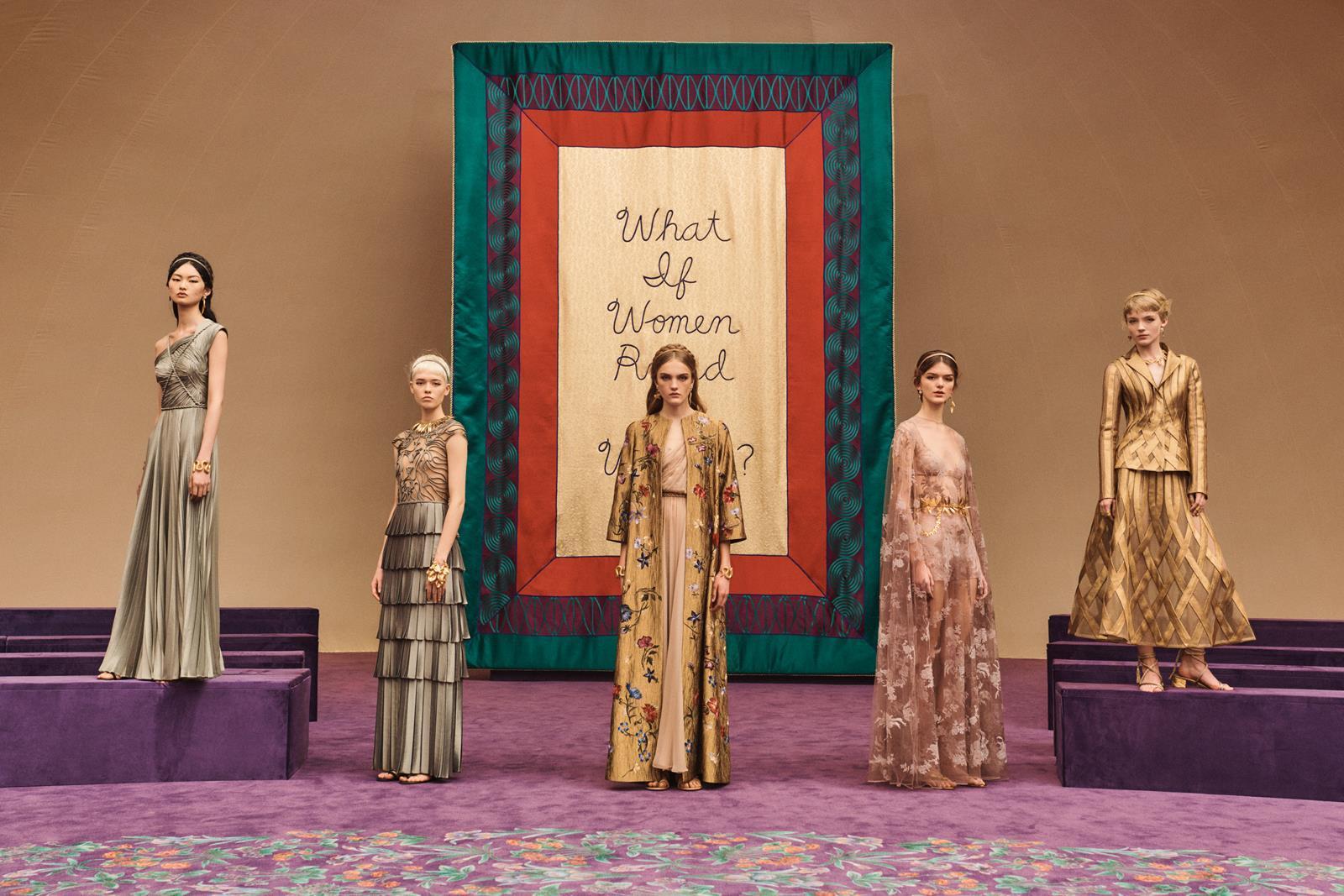dior haute couture primavera estate 2020