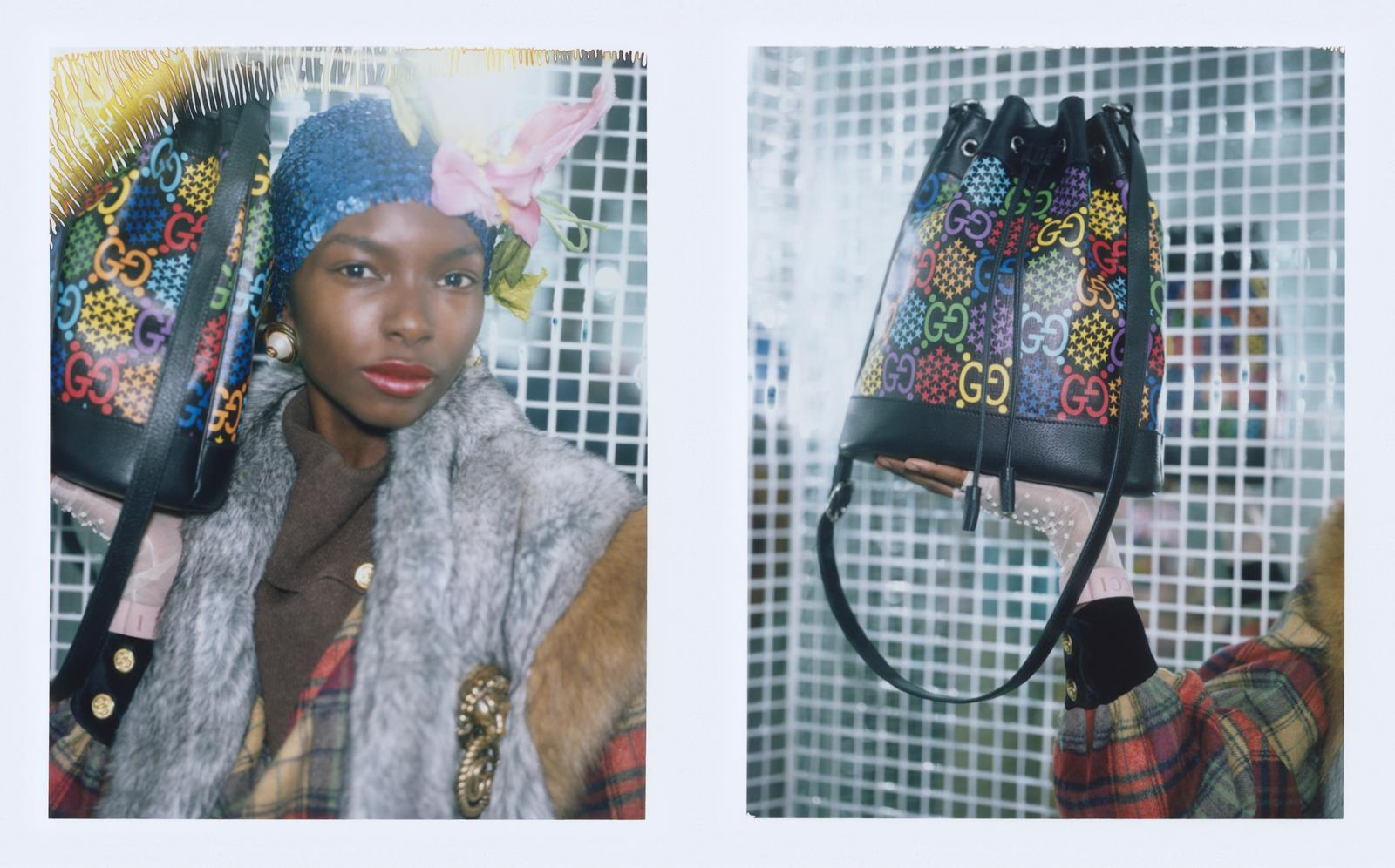 gucci capsule collection psychedelic