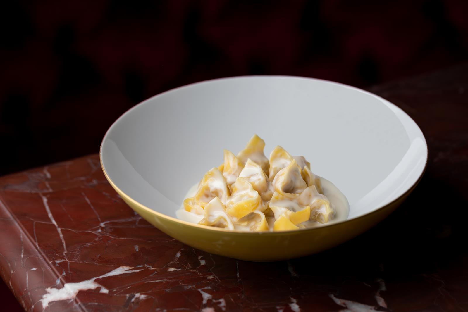 gucci osteria piatti massimo bottura