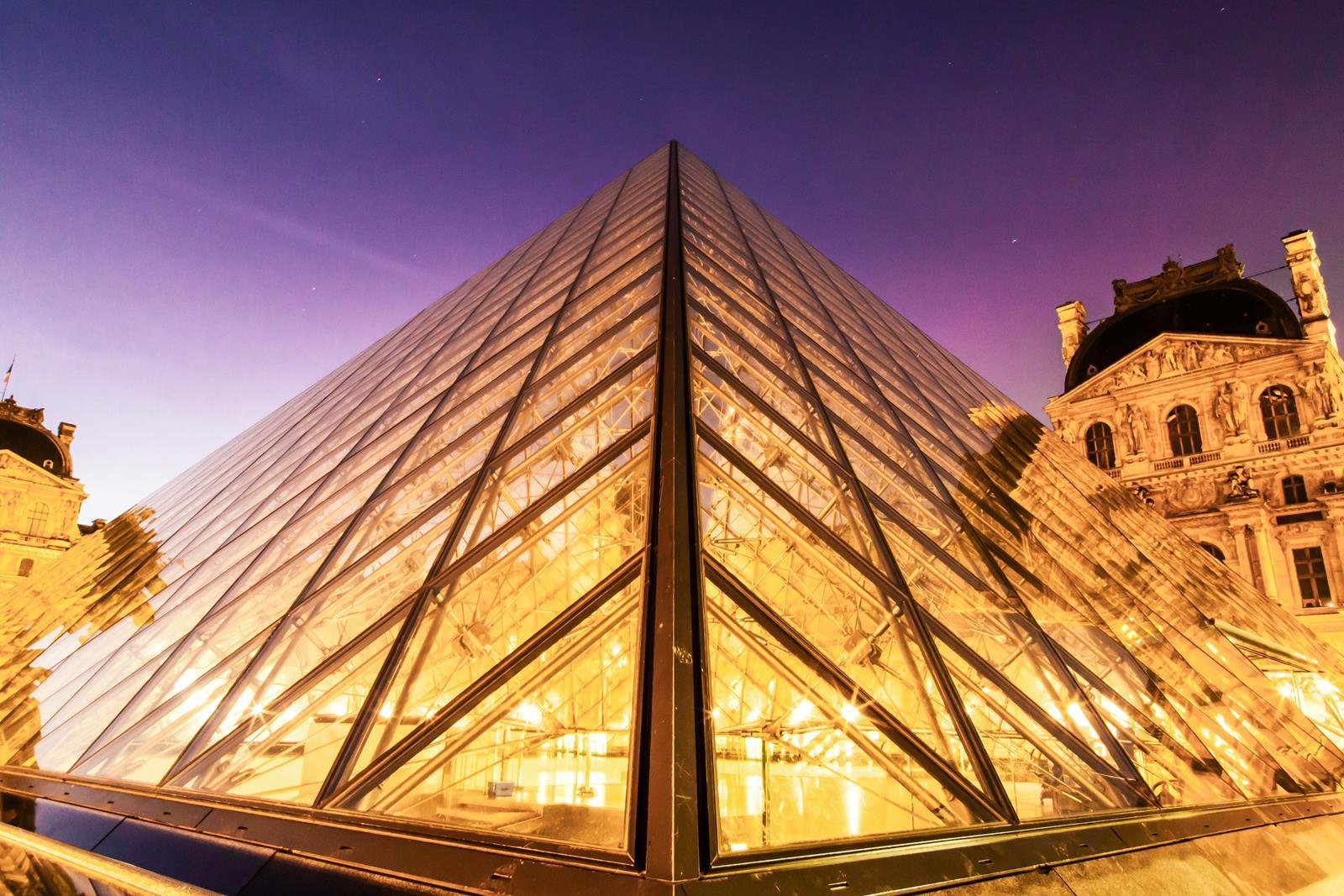 visitare parigi e londra