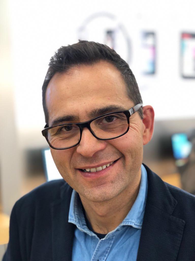 Enrico Paniccia mministratore delegato Giano