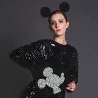 anteprima collaborazione walt disney topolino milano fashion week
