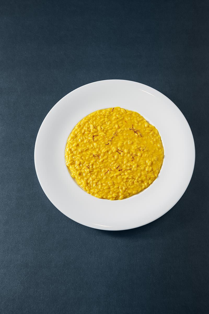 ricetta risotto zafferano