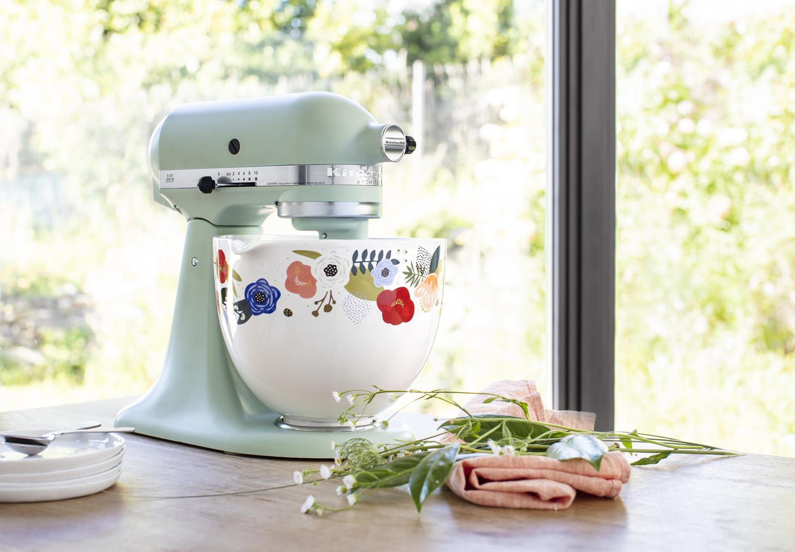 Robot da Cucina artisan kitchenaid Pistacchio 2