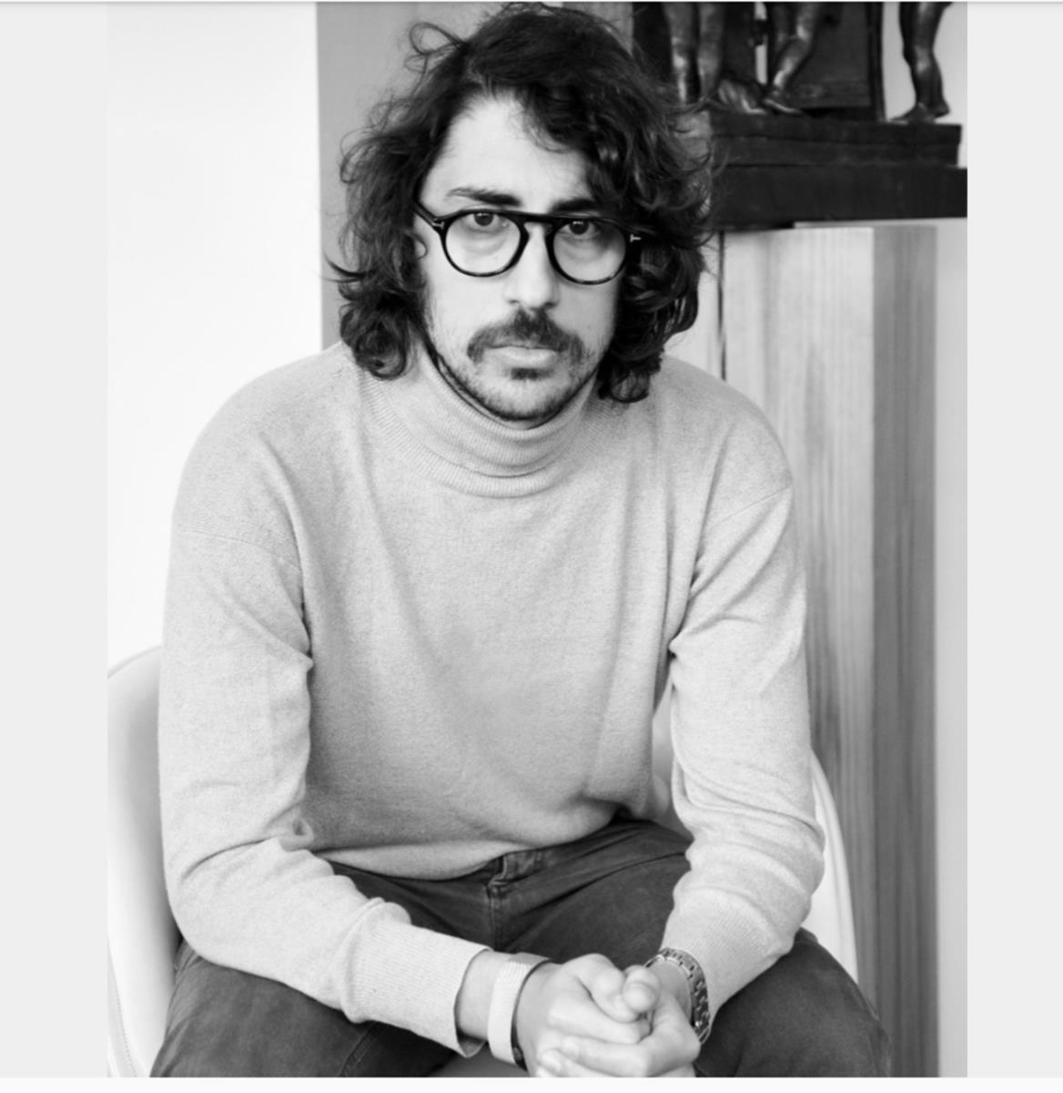 Stefano Pugliese ( CEO del brand ÀLEA ).