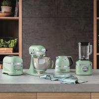 kitchenaid Nuova suite Pistacchio