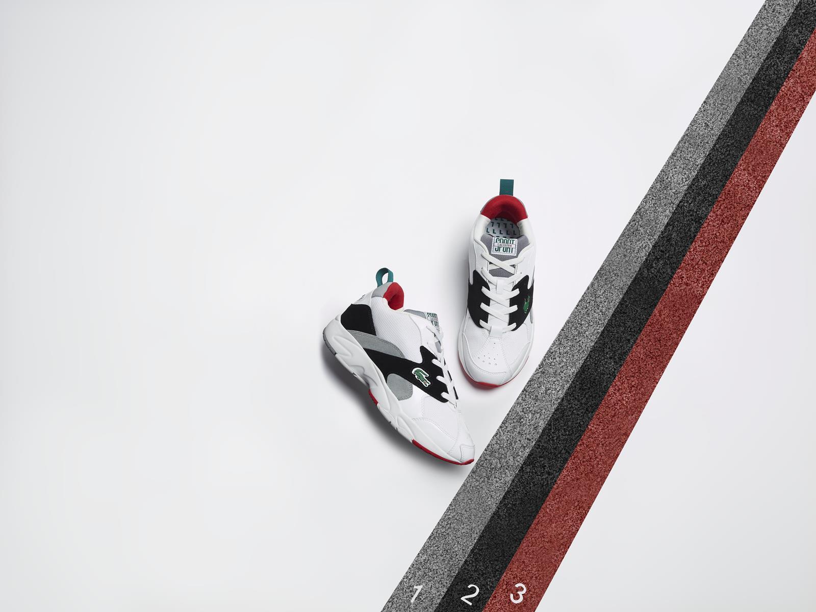 lacoste scarpe storm