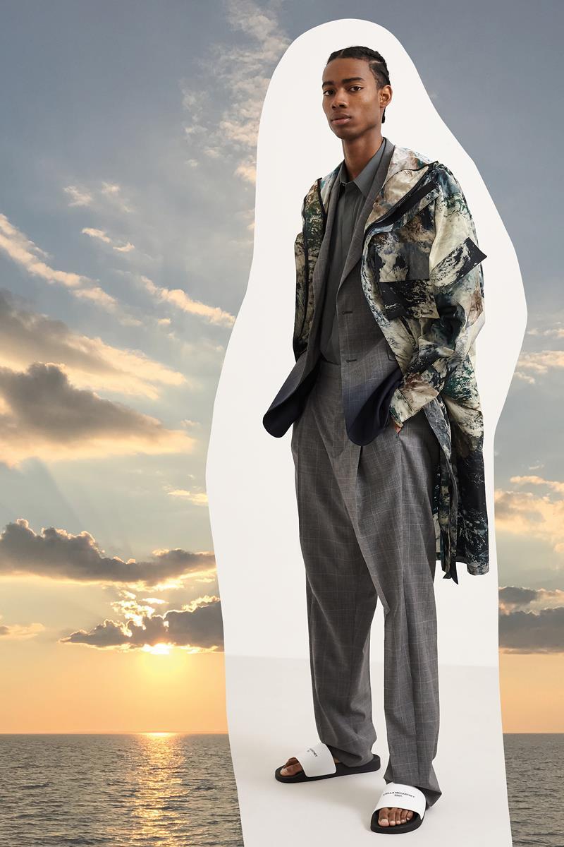 stella mccartney abbigliamento uomo