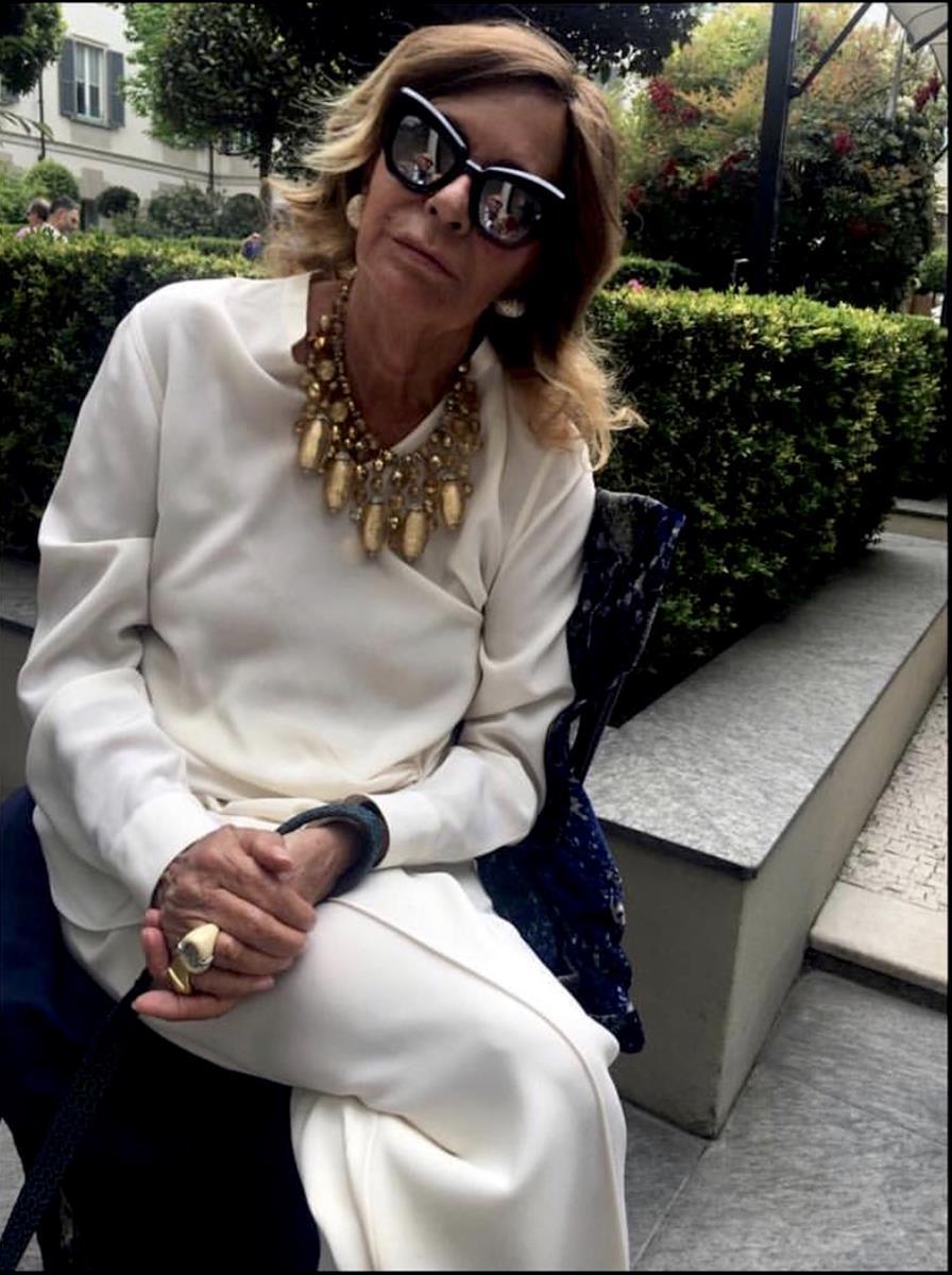 Rossella Jardini (Creative Director Coppola e Toppo).