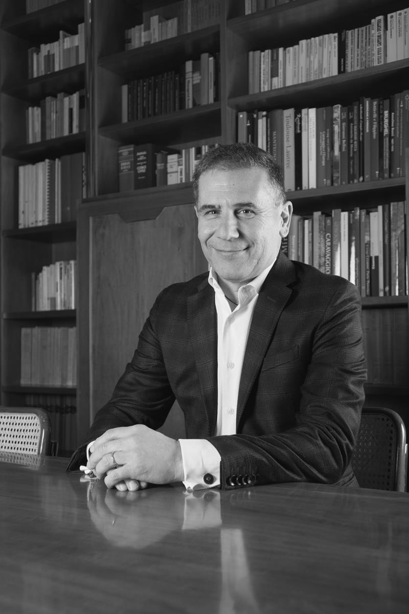 Pierpaolo Grisetti dottore commercialista tutela fiscale immagine artista