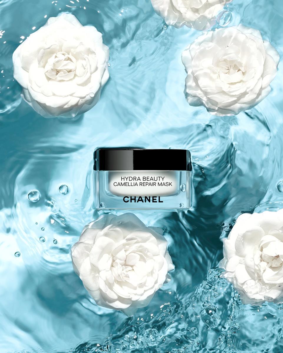 chanel maschera hydra beauty camellia repair