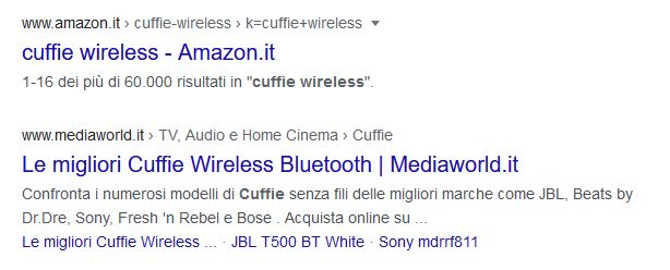 cuffie wireless