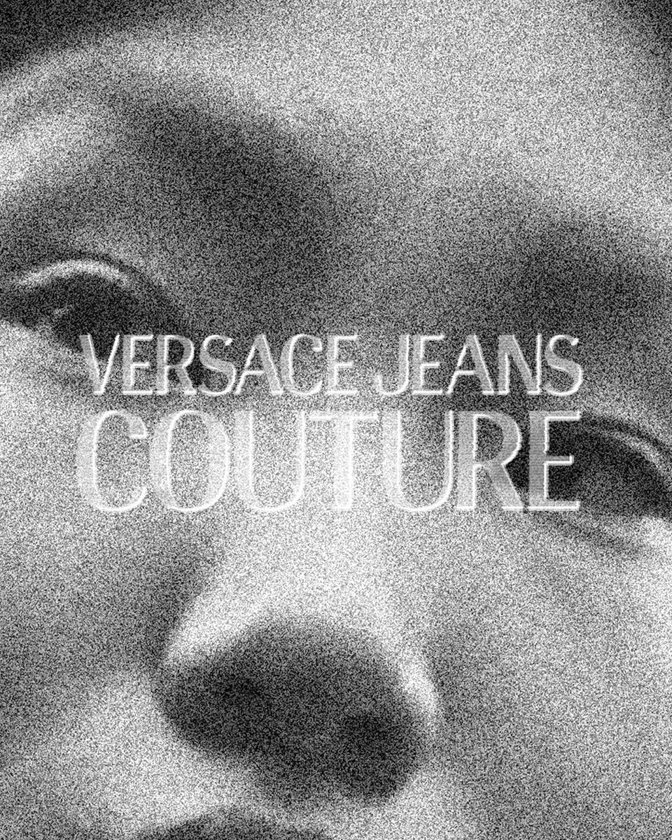 versace jeans alex black