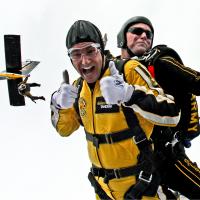 sport estremi paracadutismo dove farlo