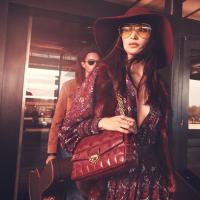 Michael Kors campagna Bella Hadid protagonista