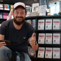Damiano Crognali come fare podcast su spotify