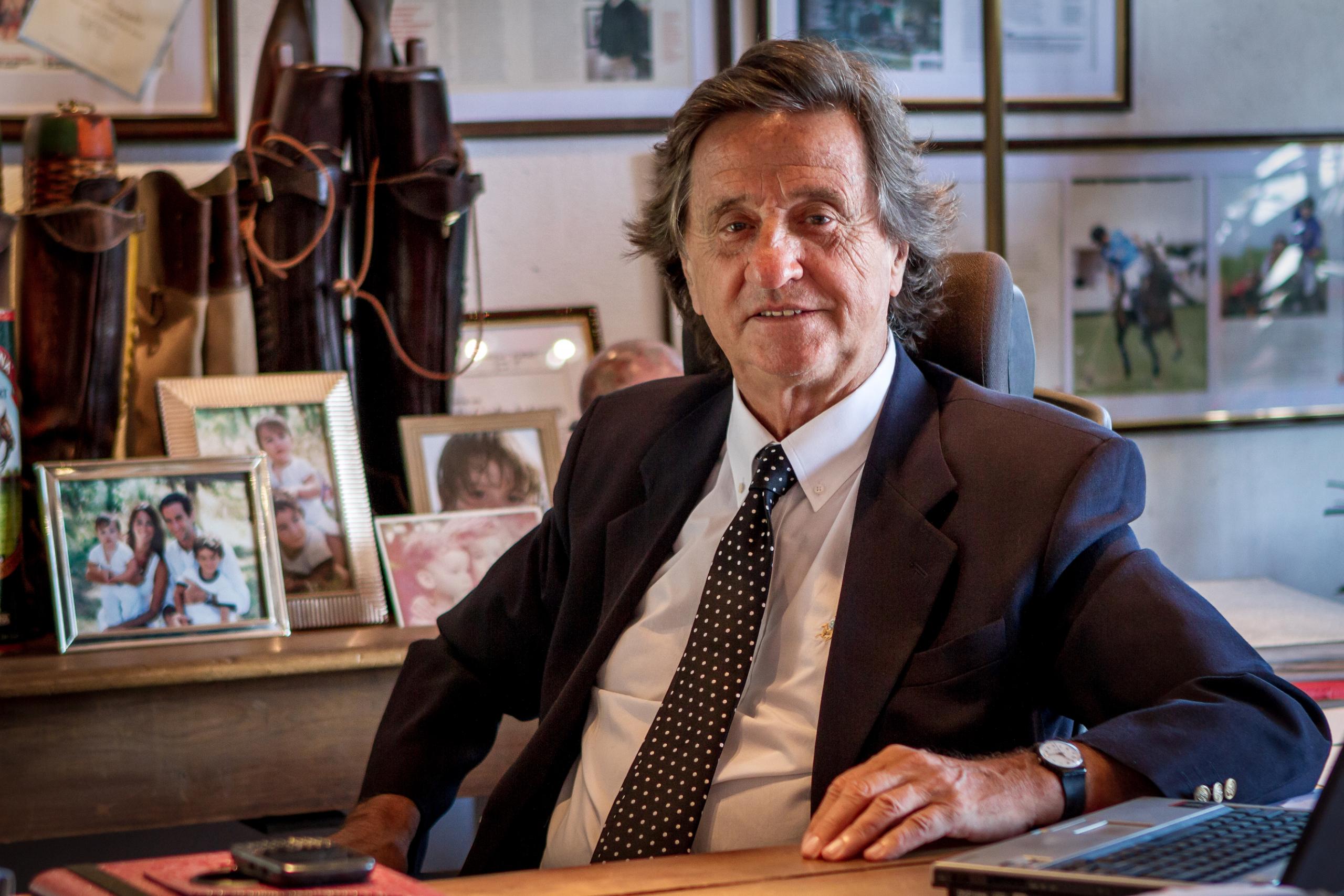 Lando Simonetti_Founder e CEO La Martina Europe
