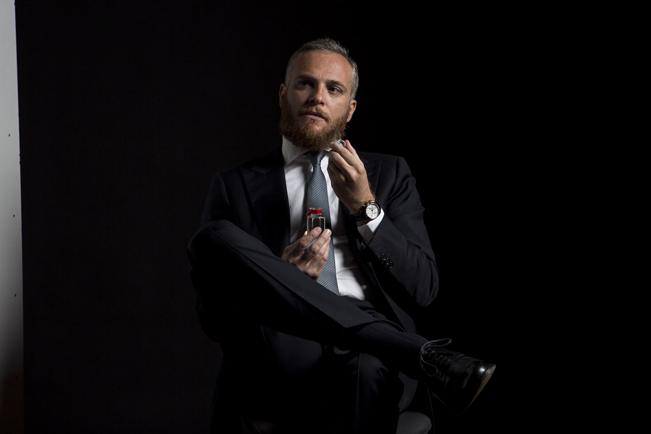 Lorenzo Vidal, CEO Venice Olfactory