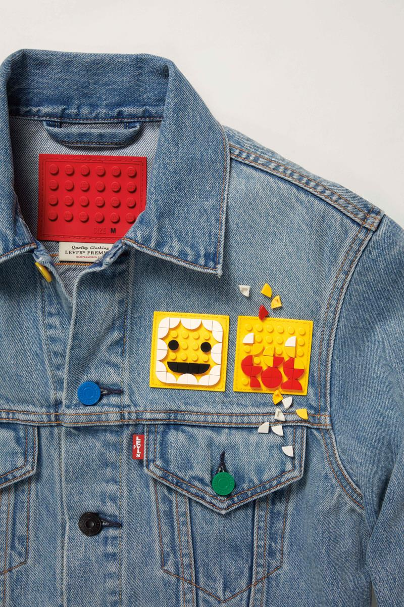levi's lego capsule collection